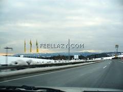 Да прекосиш Европа с автомобил - АвстрияFEELLAZY.COM