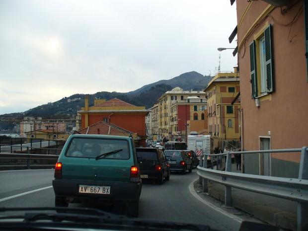 Да прекосиш Европа с автомобил – Италия