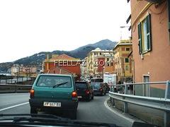 Да прекосиш Европа с автомобил - Италия - Генуа