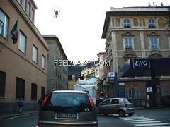 Да прекосиш Европа с автомобил - Италия - Генуа 2