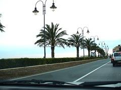 Да прекосиш Европа с автомобил - Италия - Varesse (Varazze)