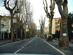 Да прекосиш Европа с автомобил - Италия