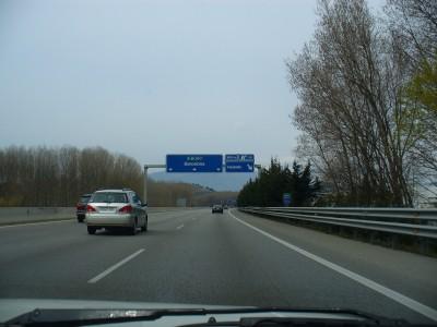 Да прекосиш Европа с автомобил – Испания – 1 част