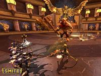 Free-to-Play екшън играта SMITE е официално достъпна за сваляне