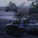 Chinese tanks type 58