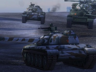 World of Tanks Версия 8.3