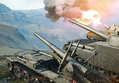 World of Tanks Версия 8.7
