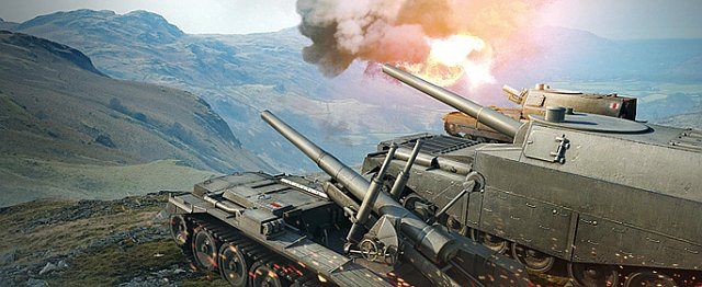 World of Tanks v.8.7
